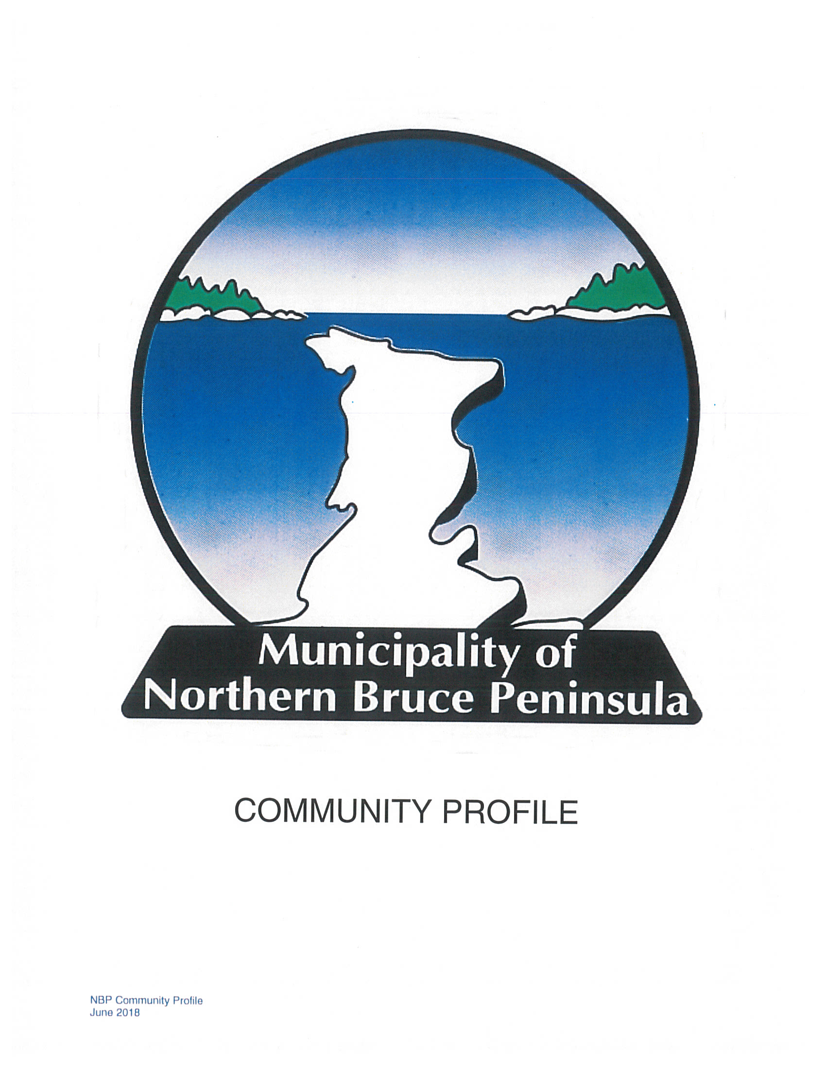 Cover page of Community Profile